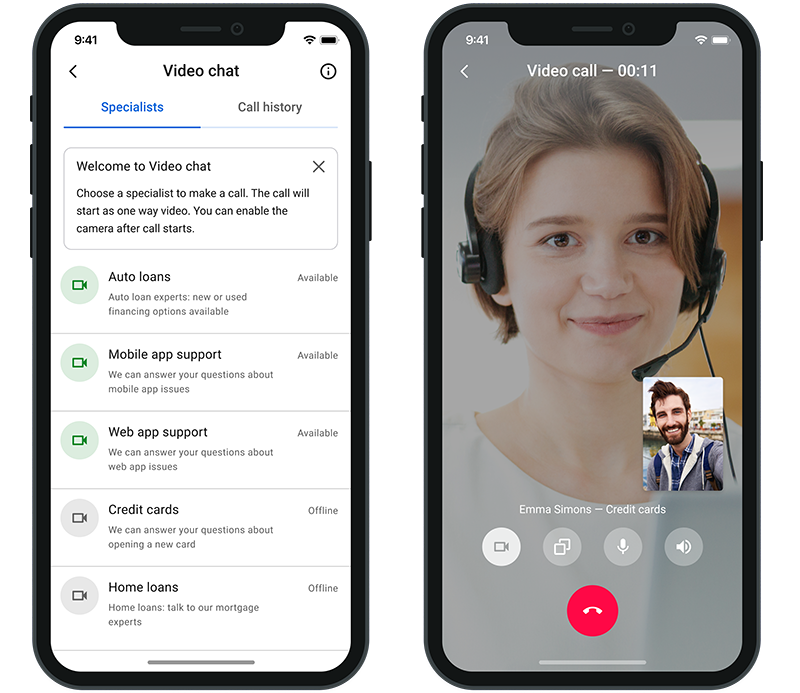 Video Chat 5.0